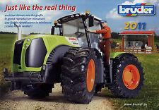 Prospekt Bruder 2011 Toys Jouets Spielwaren Katalog Spielzeug  multilingual