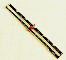 Metal Sewing Knitting Gauge essential tool perfect for Dressmaking OVER 700 SOLD