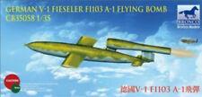 Bronco 1/35 35058 V-1 Fieseler Fi 103 A-1 Flying Bomb