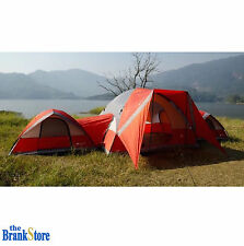 Camping Cabin Tent 10 Person 3 Dome Outdoor Family Large Equipment Hiking Gear