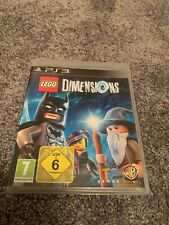 PS3 LEGO DIMENSIONS SOFTWARE ONLY