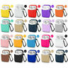 AirPods Silicone Case + Keychain Protective Cover Skin For New AirPod Case 2 & 1