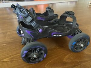 Scorpion Unisex ALL TERRAIN SKATES Adjustable Use Your Own Sneakers!