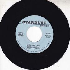 Running Bear / Cradle Of Love 7 : Johnny Preston