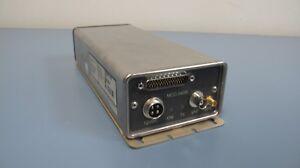 Meteorcomm Packet Data Radio MCC-545B RF Modem Part Number 54506001-01