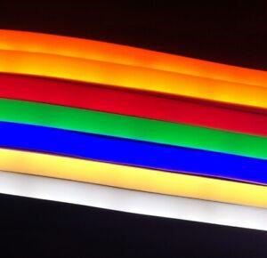 Striscia a METRO LED Tubo flessibile 24v 120LED/m SMD2835 luce neon IP65