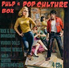 NEW Pulp and Pop Culture Box Set (Audio CD)