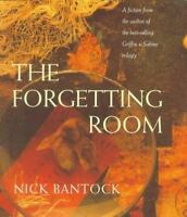 The Forgetting Room, Bantock, Nick,0060931264, Book, Good