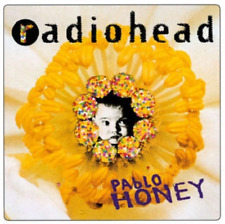 Radiohead – Pablo Honey - Vinyl LP