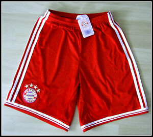 **ADIDAS FC Bayern Sporthose Shorts ClimaCool Gr. 176 – TOP NEU**