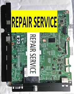 "SAMSUNG UE--D5520  37"" 40"" 46"" Mainboard -REPAIR SERVICE ONLY- Please read first"