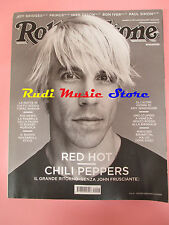 ROLLING STONE MAGAZINE 95/2011 Red Hot Chili Peppers Paul Simon Primus (*) No cd