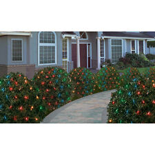 Holiday Time 200-Count Heavy Duty Net Christmas Lights, Multi-Color wm5 m01