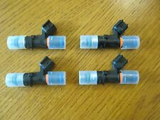 QTY 4 Genuine Bosch EV14 550cc 52lb fuel injector turbo Audi VW Honda Dodge Ford