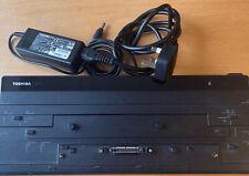 Toshiba PA5116E-2PRC USB 3.0, HDMI, Docking Station Port Replicator III