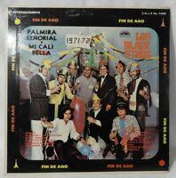 """LOS BLACK STARS """"Fin De Año"""" 1971 (REMO/LPS75001) VG+/EX!!"""