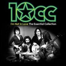 10cc - I'm Not in Love The Essential Collection 2 X CD