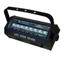 MPROW 200W Cree LED strobe light + chase and blind effect (Great Brightness) DMX