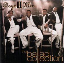 Boyz II Men – The Ballad Collection  -   New  CD