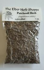 Patchouli Herb Cut & Sifted 1 oz - The Elder Herb Shoppe