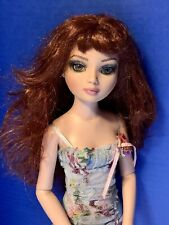 Auburn Red WIG ONLY with Bangs Robert Tonner Ellowyne Wilde fits Evangeline Doll