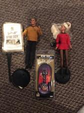 Barbie And Ken*Star Trek* Plus Timepiece