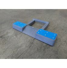 Pallet Jack Stopper, No more tying down, Smart Product,  Save Valued time !