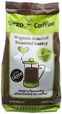 ORZO Caffè Solubile Istantaneo-Instant solubile ORZO Organico 200g (pacco da 2)