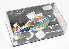 1/43 Jordan Peugeot EJR195 1995 Season   Eddie Irvine