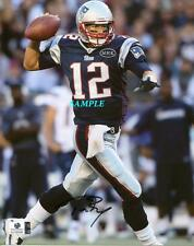 TOM BRADY #2 REPRINT AUTOGRAPHED SIGNED 8X10 PICTURE PHOTO NEW ENGLAND PATRIOTS
