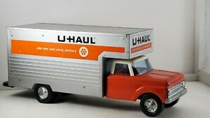 Vintage 1970s Nylint U-Haul Maxi-Mover Model #8410 Very Nice Original Toy