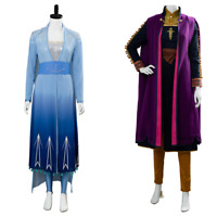 New Frozen Prince Kristoff Bjorgman Disney Movie Die Eiskönigin cosplay costume