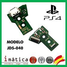 PLACA CONECTOR DE CARGA USB MANDO PS4 PLAY STATION JDS 040 DUALSHOCK JDS-040