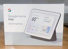 NEW Google Home Charcoal Hub Google Assistant GA00515-US