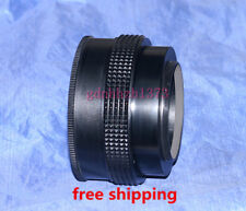 M82(1mm pitch) screw to M65 Adjustable Focusing Helicoid adapter 25mm~55mm
