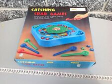 80'S Vintage Console Made In Taiwan Battery Operated  Catching Crab Games Nib