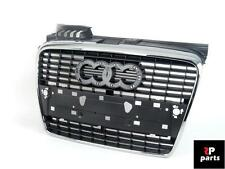 NEW AUDI A4 FRONT GRILLE PSC WITH CHROME TRIM SALOON ESTATE CABRIOLET 2005-2008
