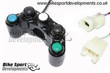 BSD Racing Lenkerschalter-Einheit links - Kit Version - Kawasaki ZX-10R - 2016