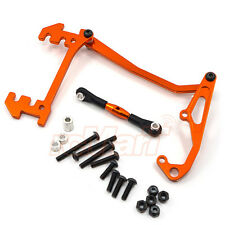 GPM Aluminum Servo Mount Panhard Bar Orange Axial SCX10 RC Car 1:10 #SCX024A-OR