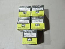 Eye Dichro-Cool LED Light Bulbs x 5 JR1558 JR1560 12V Yellow Red