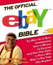 The Official eBay Bible, Griffith, Jim,1592400078, Book, Good