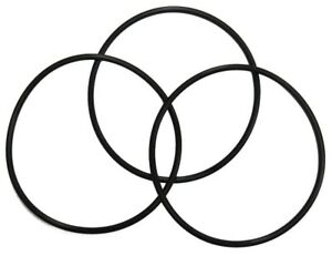 (3 Pack) Culligan OR-250 (OR250) O-Ring Filter Housing Oring by Captain O-Ring
