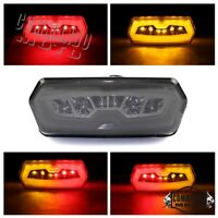 Motorcycle LED Brake Taillight w/Turn Signals For Honda CTX 700 N 2013-2015 New