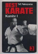 Best Karate: Kumite 1 Volume 3 Mastoshi Nakayama