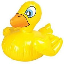 "Duck Inflate 18"" Wholesale Pool Toy Fun Bridal Shower Party Decoration Prize"