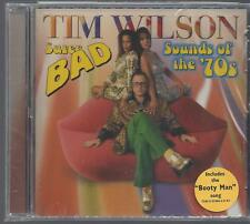 TIM WILSON Super Bad Sounds Of 70s Booty Man Trailer Love Woman Repellant NEW CD