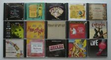 LOT 15 Broadway Musicals Original Cast Recording CDs: Phantom, Annie, Fiddler...