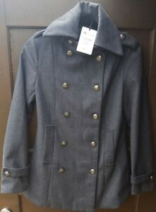 New womens military style coat from  ZAB size EUR M