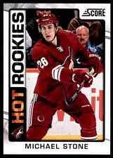 2012-13 Score Hot Rookies Michael Stone #512