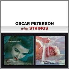 With Strings + 4 Bonus Tracks - Oscar Peterson (2016, CD NEU)2 DISC SET